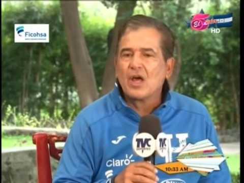 """TVC Las Mañanas del 5- Jorge Luis Pinto """"vamos a buscar controlar a México, pero es un buen equipo"""""""
