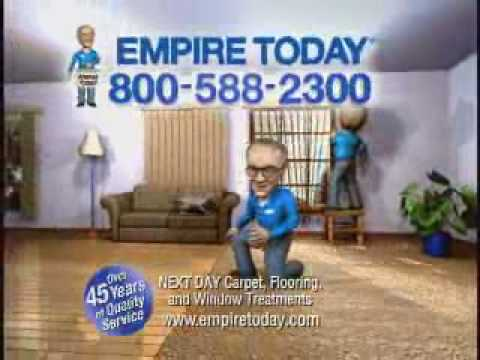 """588-2300 Empire Today"" Animated Clip From The Empire Today Switch"