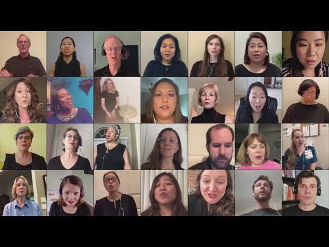 Texas-Hospital-Choir-Performs-Remotely-To-Honor-Fellow-Health-Care-Workers