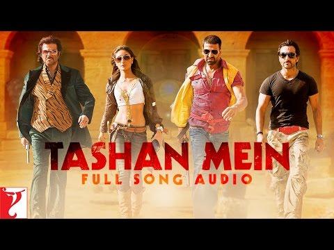 Tashan Mein - Full Song Audio | Tashan | Vishal Dadlani | Saleem | Vishal and Shekhar