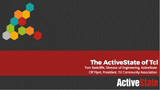 The ActiveState of Tcl