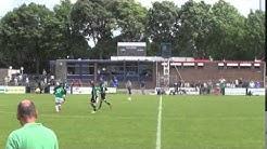Voetbal vrouwen bekerfinale amateur cat C 24 mei 2014 Echt