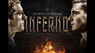 KOTD - Illipsis vs Krome | #INF