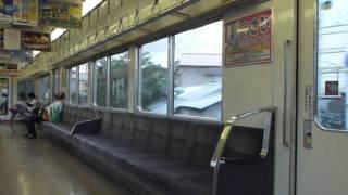 南海2000系 走行音&車窓 【VVVF起動音完璧♪】