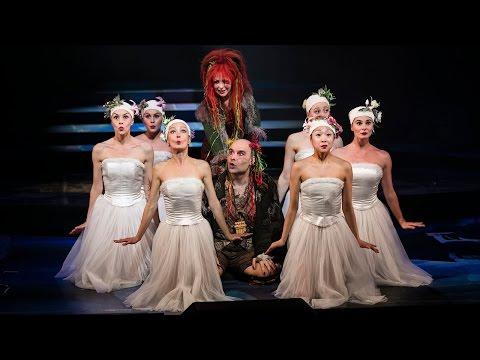 Trollflöjten (Die Zauberflöte), opera av Mozart