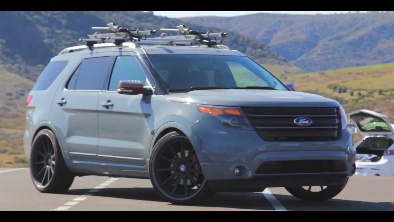 Tjin Edition Ford Explorer Photo M D Youtube