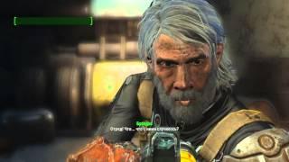 Пропавший патруль. Паладин Данс против паладина Брэндиса Fallout 4