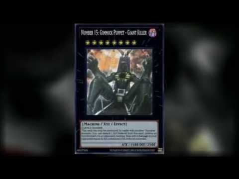 Yu Gi Oh Number Cards Youtube