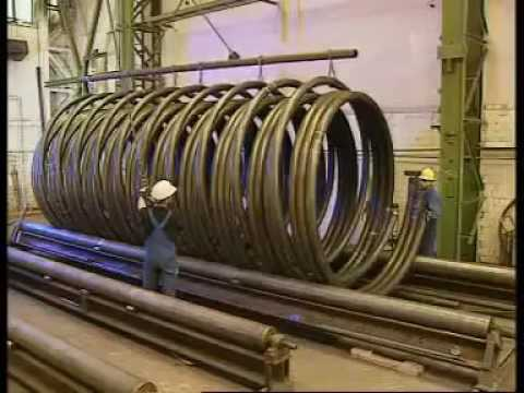 manufacturing of thermal oil heating systems