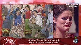 Yo soy del Sur |  Noelia y Lida lloran al ver las imágenes su profesora