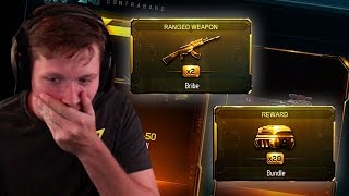 OPENING 4 WEAPON BRIBES IN BLACK OPS 3!
