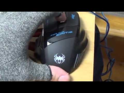 4bc9f4aadf7 Zelotes 5500 DPI 7 Button LED Optical USB Wired Gaming Mouse Mice for Pro  Gamer Review