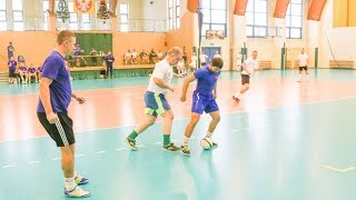 Turniej piłki nożnej WOŚP