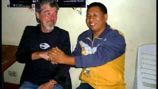KEN LASZLO EN CHORRILLOS - LIMA PERU