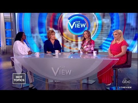 Repubs Radio Silent On Trump Tweets   The View