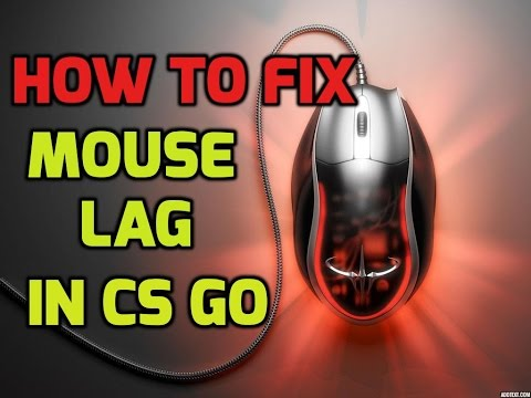 How To Fix Mouse Lag In CS GO (Still Working)