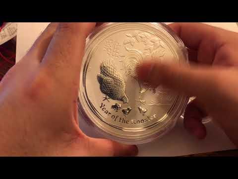 Kilo Silver Coins - A Steep Learning Curve