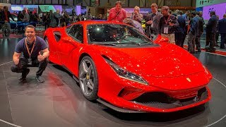 The 2020 Ferrari F8 Tributo! - A Pista For $300,000?