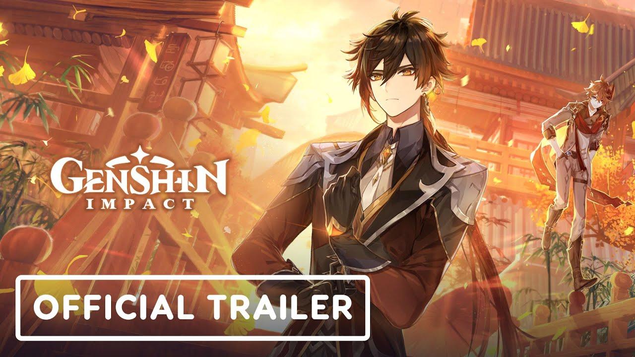 Liberado novo Trailer da versão 1.1 de Genshin Impact