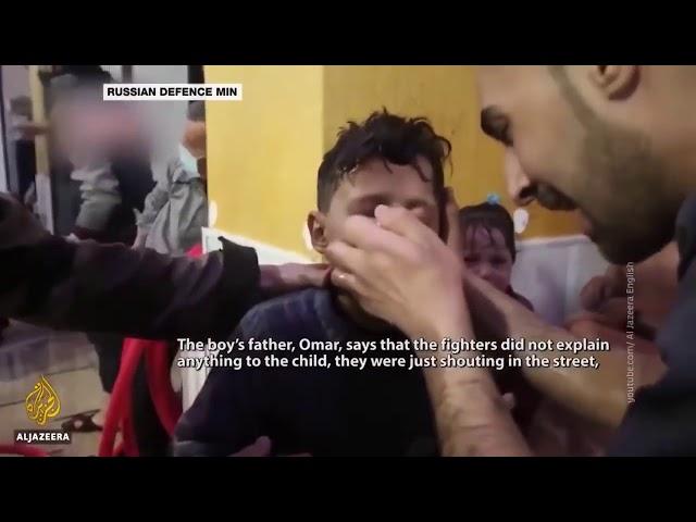 Chlapec z Dúmy, ktorého Biele helmy využili na svoju propagandu