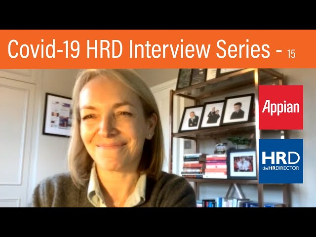 How HR has managed Covid-19 - Interview with Danielle Harmer, Chief People Officer, Aviva Plc
