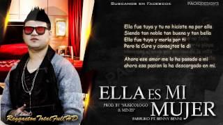 Watch music video: Farruko - Ella Es Mi Mujer (feat. Benny Benni & Farruko)
