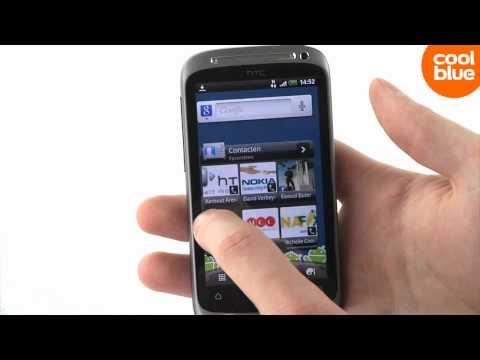 HTC Desire S review en unboxing (NL/BE)