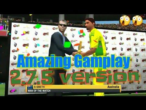 [Hindi commentary] World Cricket Championship 2 new latest update 2.7.5 version