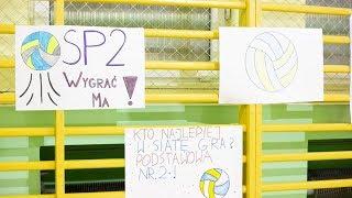 'Liga małych gier' w Szkole Podstawowej nr 2 w Ostrołęce