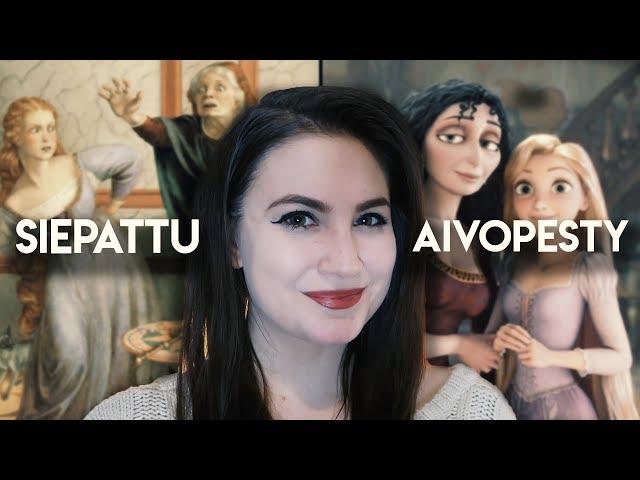 Erilaiset alkuperät Disney tarinoilla   Tähkäpää, Elsa, Tiana