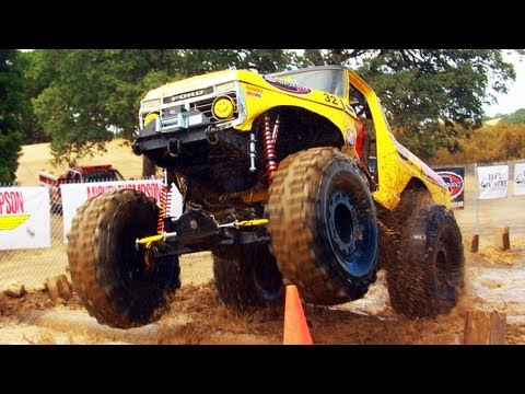 Top Truck Challenge 2013! Starting October 7th on the Motor Trend Channel