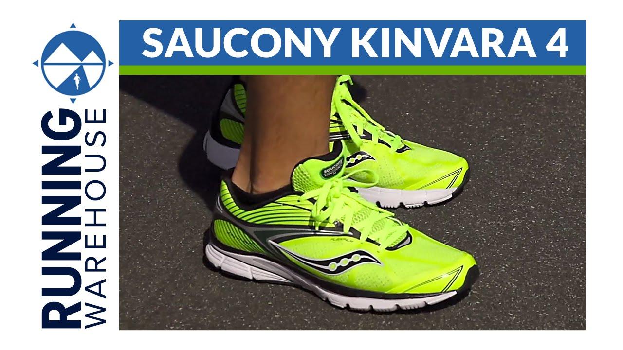 Saucony Kinvara 4