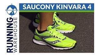 Saucony Kinvara 4 Shoe Review