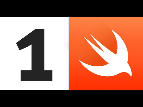 Swift for Absolute Beginners Part 1
