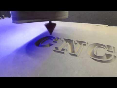 CNC-PapyKyKa - 2/2 - Usinage logo...