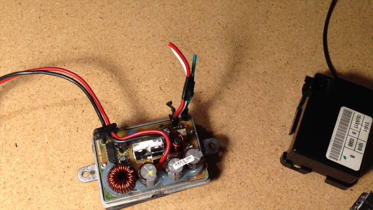 hight resolution of 1999 2004 jeep grand cherokee ac motor controller repair and teardown