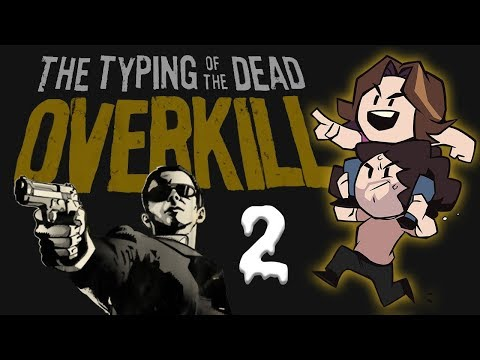 Typing of the Dead Overkill: I Want Candi - PART 2 - Game Grumps |