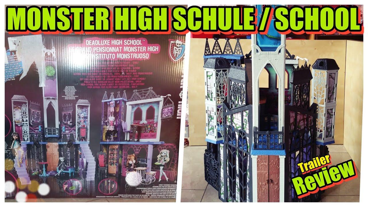 Monster High Schule