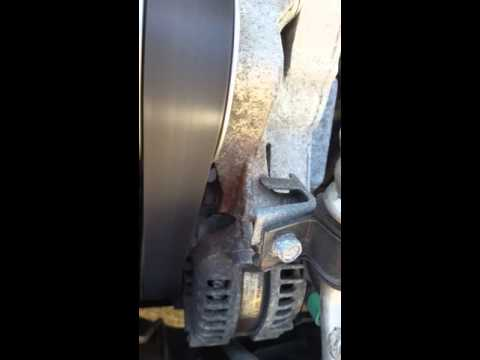2006 Honda Civic Si, Scratchy Bearing Noise Solved!