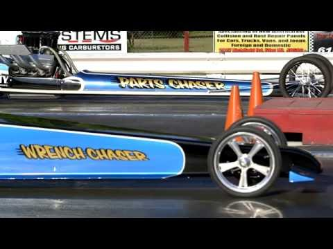 Happy Father's Day: Dragsters