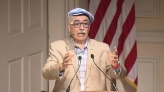 Poet Laureate Juan Felipe Herrera Closes His Term