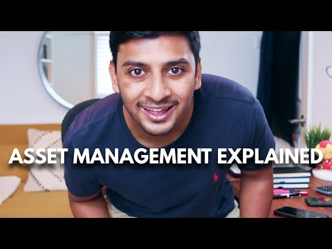 Asset Management Explained in 2 Minutes in Basic English