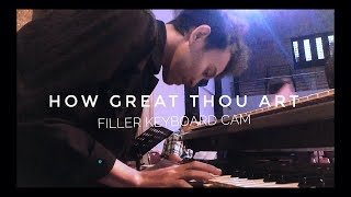 Download HOW GREAT THOU ART (Kami Memuji KebesaranMu) |Opening WRN ELEVATE #yanbermusik05