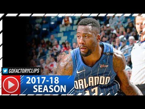 Jonathon Simmons Full Highlights vs Pelicans (2017.10.30) - 20 Pts off the Bench!