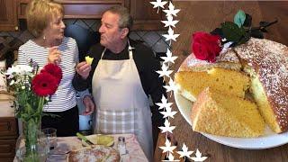 Апельсиновый торт от Антонио к 8 марта Поздравляем женщин с праздником