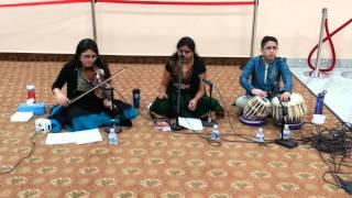 Rasmitha singing Indariki abhayambu Annamayya Sankeerthana