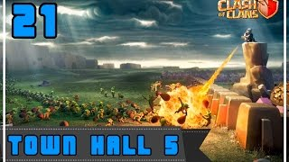 Clash of Clans: Osa 21 - Town Hall 5!
