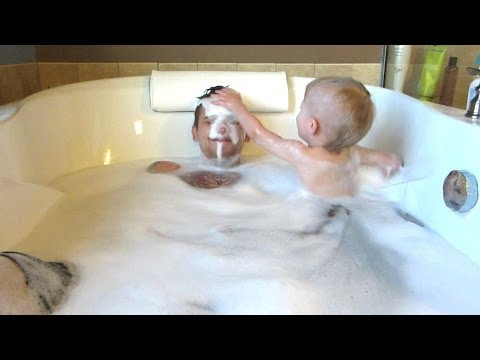 Bubble Baths Rock!!