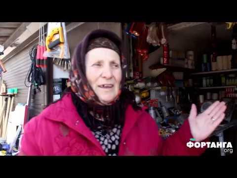 Опрос на улицах Назрани