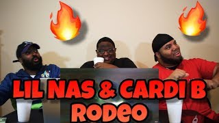 Lil Nas X, Cardi B - Rodeo (Official Audio) REACTION 🔥